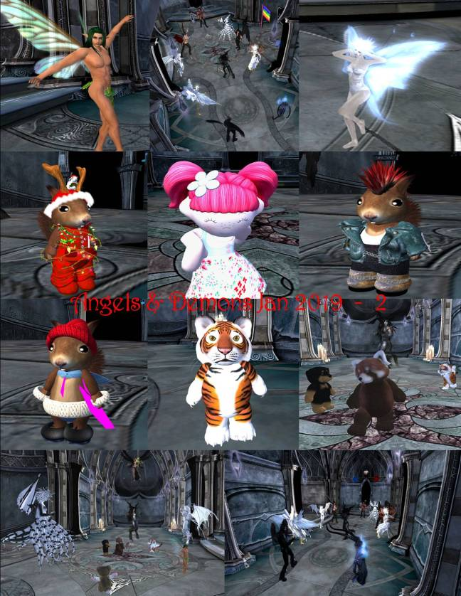 angels & demons party collage jan 2019 2