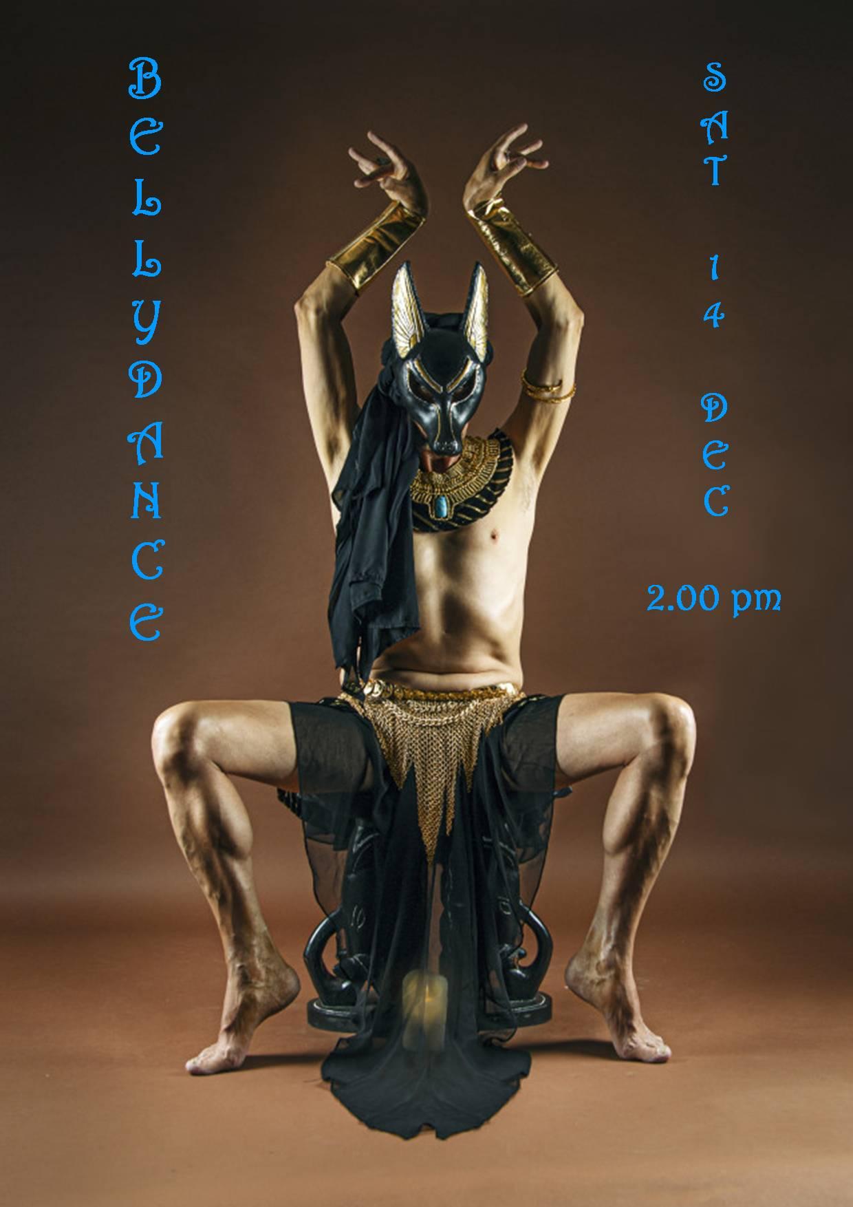 BELLYDANCE POSTER 14 DEC 2.00PM 2019