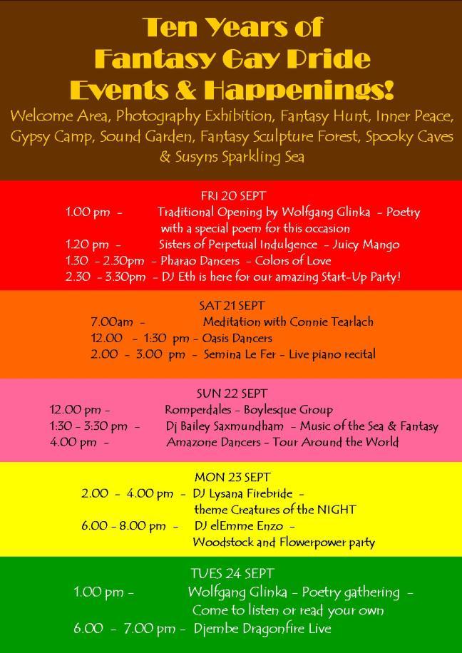 EVENTS & HAPPENINGS FANTASY GAY PRIDE 2019 1