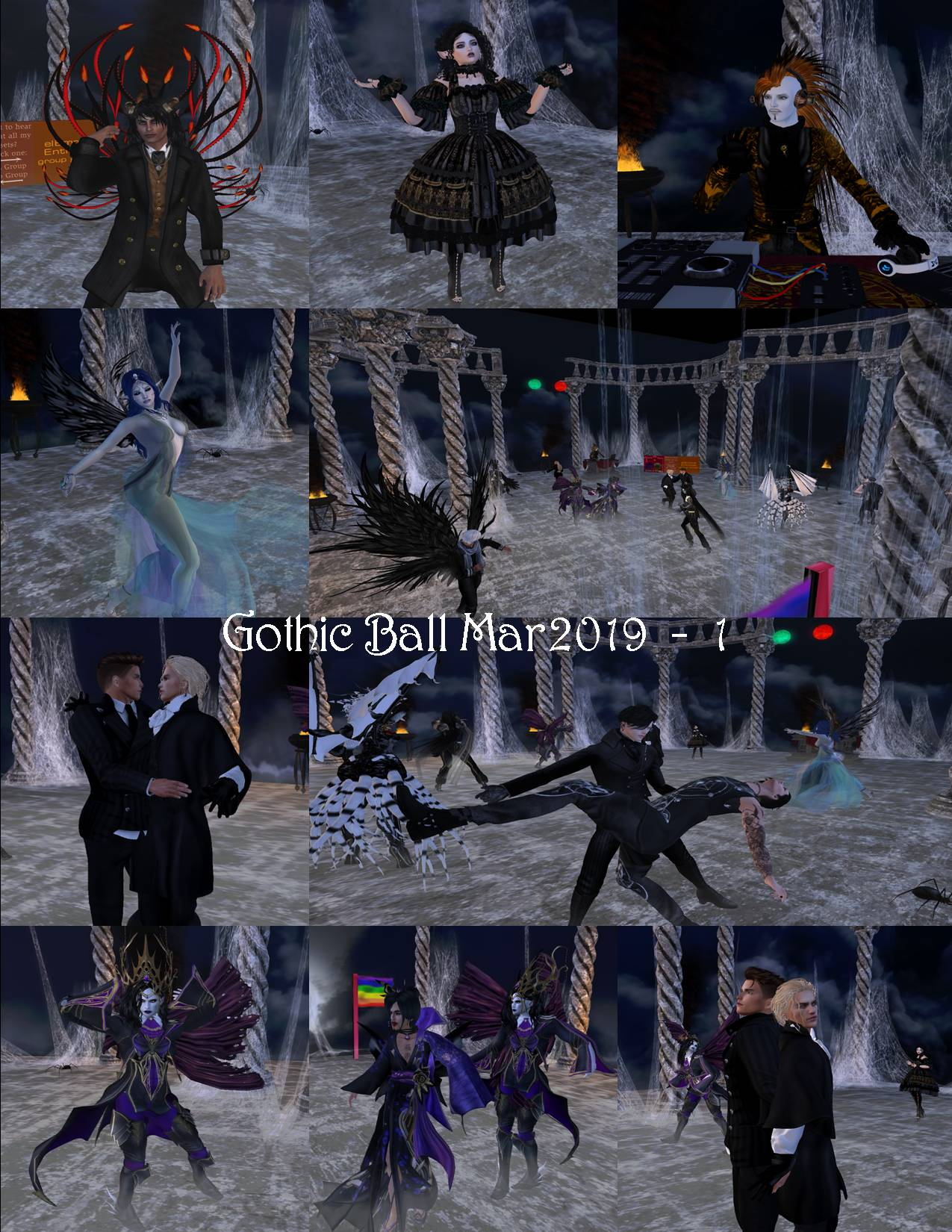 GOTHIC BALL COLLAGE MAR 2019