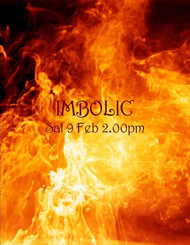 IMBOLIC PARTY SAT 9 FEB 2.00PM