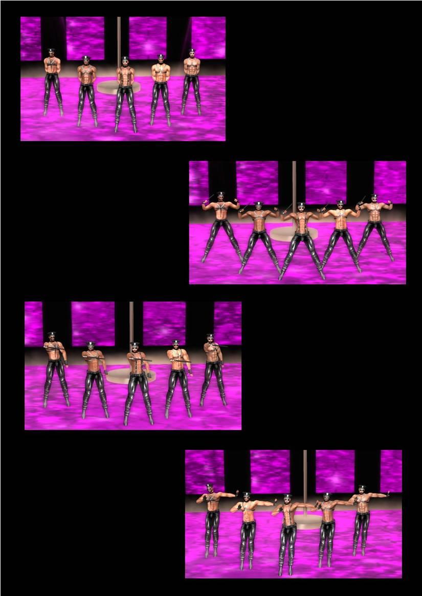 PHAROA DANCERS YULE PARTY 2019 - 3