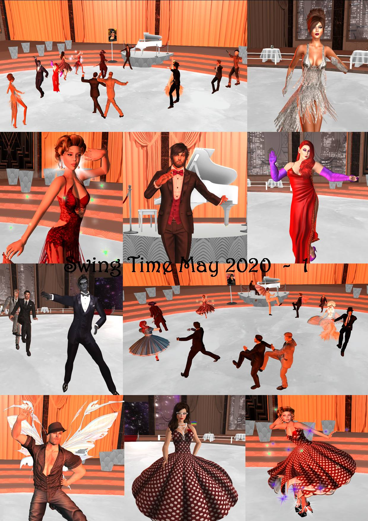 SWING TIME COLLAGE MAY 2020 - 1
