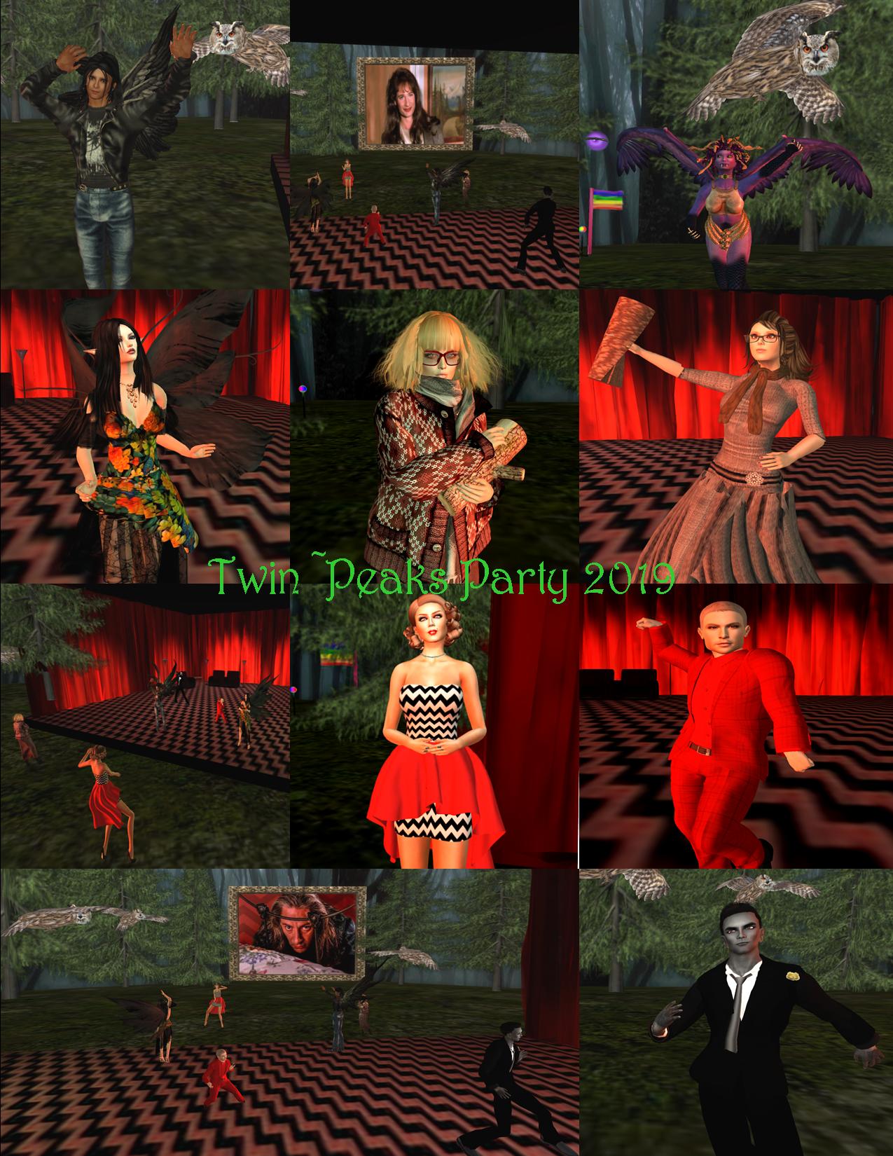 twin peaks collage jan 2019